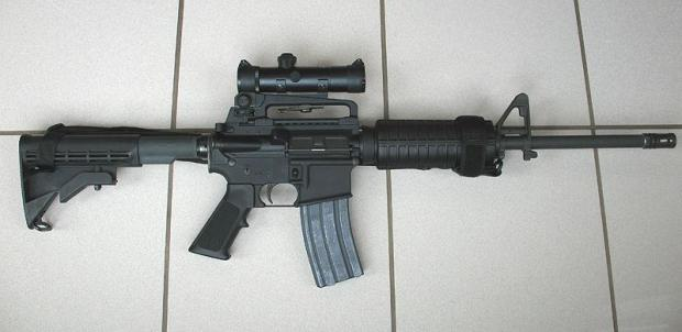 AR15 M Sullivan